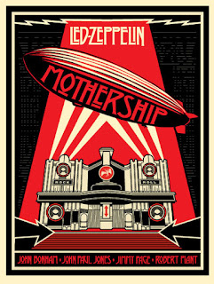 Led Zeppelin's Mothership