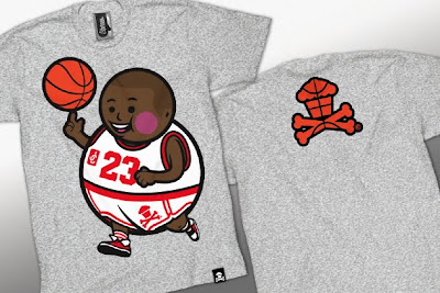 Johnny Cupcakes x NBA The Dream Team T-Shirts - Big Kid Jordan T-Shirt (Online Exclusive)