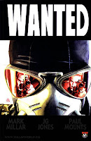 Wanted Comic Book Issue #1 Cover