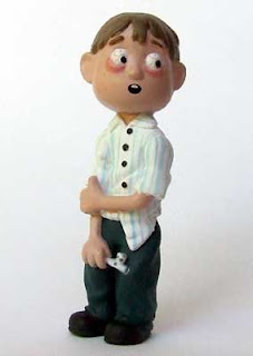 Kidrobot x [adult swim] Vinyl Mini Figure Series - Crackhead Morel Orel