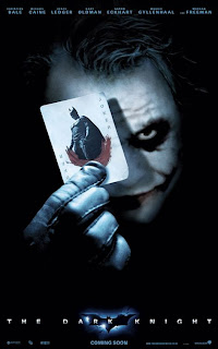 The Dark Knight Character Poster - Heath Ledger as The Joker