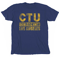 24 - CTU Los Angeles T-Shirt