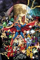 DC Universe #0 Cover