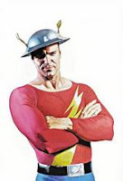 The First Golden Age Flash - Jay Garrick