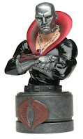 G.I. Joe - Destro Mini-Bust