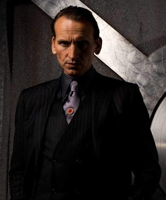 G.I. Joe Movie - Christopher Eccleston as Destro