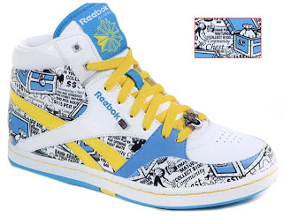 cc3290173a5b69 Monopoly x Reebok Reverse Jam Mid Sneakers - Monopoly Community Chest Cards  ...