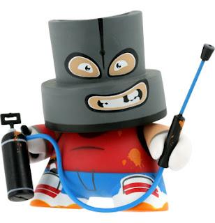 Fatcap Series 2 figure by Tizieu