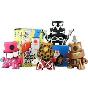 Kidrobot's Fatcap Series 2