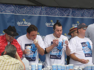 The 2008 Niko Niko's World Gyro Eating Championship