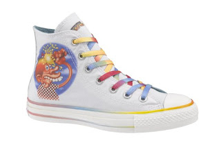 Converse x Grateful Dead Sneakers - Ice Cream Boy Chuck Taylor All Stars