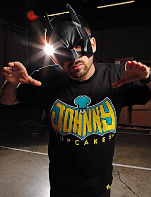 Johnny Cupcakes - Batcakes Guys T-Shirt