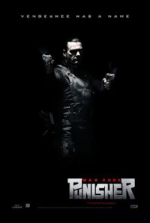 Punisher: War Zone Teaser Movie Poster