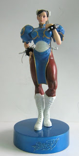 Capcom San Diego Comic Con 2008 Exclusive Chun Li Street Fight IV Statue