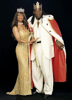 King Booker T and Queen Sharmell