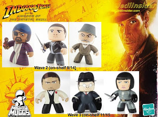 SDCC - Upcoming Indiana Jones Mighty Muggs Waves 2 and 3