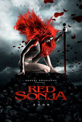 Red Sonja Teaser Movie Poster