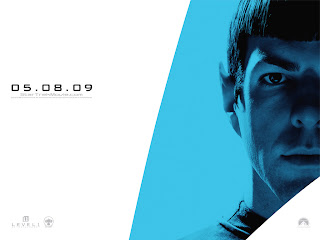 Star Trek Teaser Character Movie Posters - Zachary Quinto as Spock