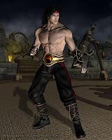 Mortal Kombat vs. DC Universe - Liu Kang