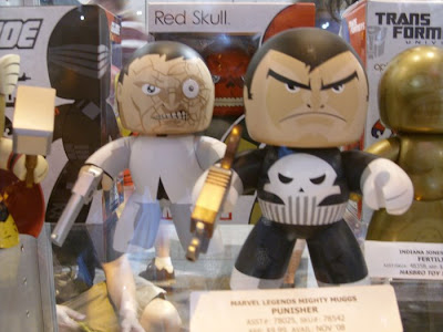 Marvel Legends Toys R Us Exclusive Mighty Muggs - The Punisher and Jigsaw