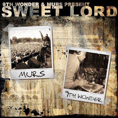 Murs and 9th Wonder - Sweet Lord Album Cover