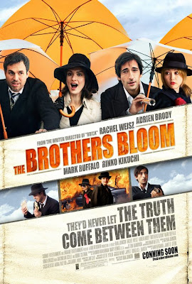 The Brothers Bloom Theatrical One Sheet Movie Poster