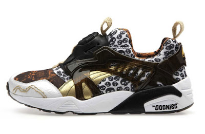 The Goonies x Puma Disc Blaze Sneaker
