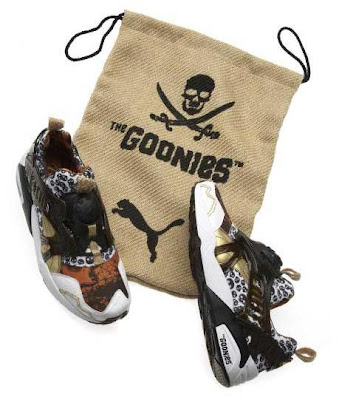 The Goonies x Puma Disc Blaze Sneaker Pack