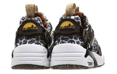 The Goonies x Puma Disc Blaze Sneakers Back