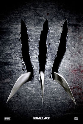 X-Men Origins: Wolverine Teaser Movie Poster