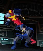 Batman: The Brave and The Bold - Batman & The Red Tornado