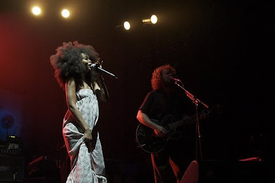 Erykah Badu and Jim James - My Morning Jacket - 08/23/08 - The Palladium Ballroom - Dallas, TX