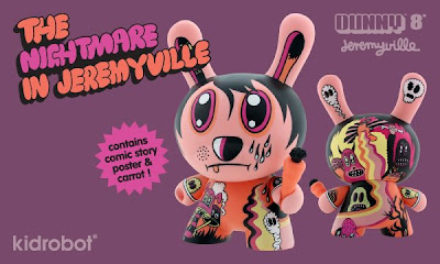 Kidrobot - Nightmare in Jeremyville 8 Inch Dunny