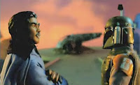 Robot Chicken Star Wars Episode II - Lando Calrissian and Boba Fett