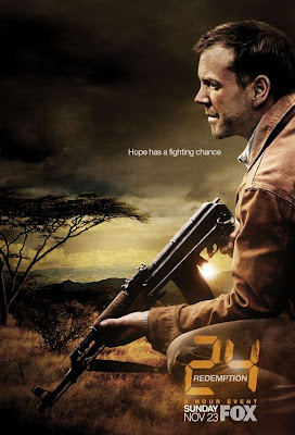 24: Redemption Television Movie Poster