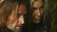 Lost - Josh Holloway as Sawyer and Elizabeth Mitchell as Juliet