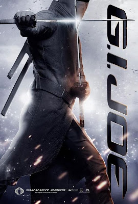 G.I. Joe: Rise of Cobra Character Movie Posters Set 2 - Byung-hun Lee as Storm Shadow
