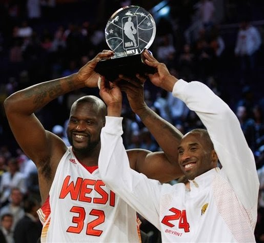 5199d200dd91 The Blot Says...  Shaquille O Neal and Kobe Bryant Win The 2009 NBA ...