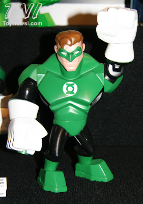 DC Direct Uni-Formz – Modern Green Lantern Vinyl Figure