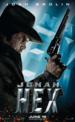 Jonah Hex One Sheet Character Movie Poster Set - Josh Brolin as Jonah Hex