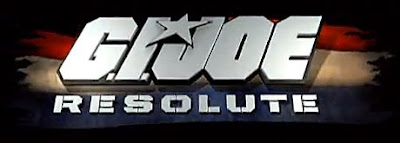 G.I. Joe: Resolute logo