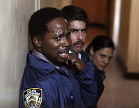 The Unusuals - Harold Perrineau as Det. Leo Banks, Adam Goldberg as Det. Eric Delahoy & Monique Gabriela Curnen as Det. Allison Beaumont