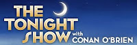 The Tonight Show with Conan O'Brien logo