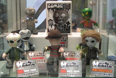 Mezco Toyz - Zombie, Universal Monsters & Horror Movie Mez-Itz Vinyl Figures