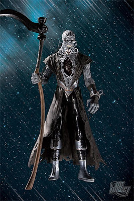DC Direct Blackest Night Series 5 - Nekron Action Figure