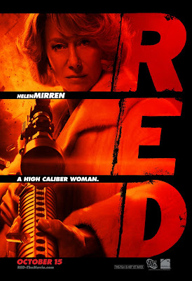 RED One Sheet Character Movie Posters - Helen Mirren as Victoria Winslow