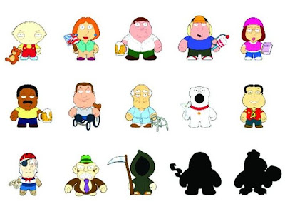 FIRST LOOK: Family Guy Mini Figure Series by Kidrobot