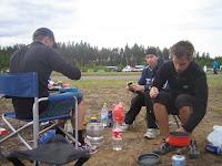 Matlagning, Axel, Löken och Norse