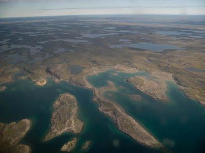 "Tejada ""The f-Stops Here"": Rankin Inlet, Nunavut to Ferguson Lake"