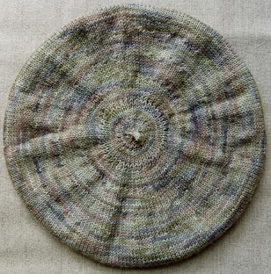Purl Beret Knitting Pattern : Knitteroo!: Floppy Beret total Flop